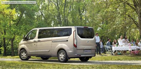 ford transit custom ladefläche nuovo ford tourneo custom