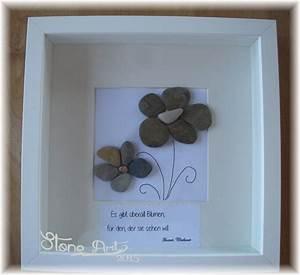 Basteln Mit Steinen : pin von stoneart2015 auf stone art2015 basteln und ~ Watch28wear.com Haus und Dekorationen
