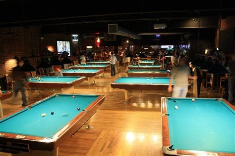 billiards  broadway columbia convention  visitors