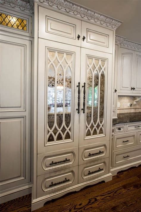 country kitchen cabinets best 25 refrigerator covers ideas on diy 7063