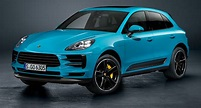 2019 Porsche Macan Facelift Arrives With Panamera Tech And ...