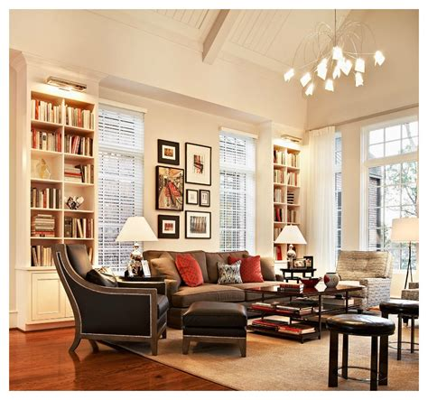 Bookshelves As Room Focus by How To Accessorize Bookshelves A Lesson From The