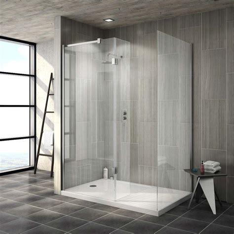 Walks In On In Shower - saturn walk in shower enclosure with side hinged return