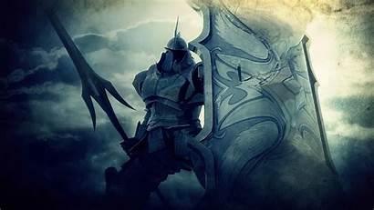 Souls Shield Armor Characters Demons Desktop Wallpapers