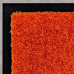Fussmatte Für Aussenbereich : fu matte uni orange kaufen verschiedene gr en mattenkiste ~ Markanthonyermac.com Haus und Dekorationen