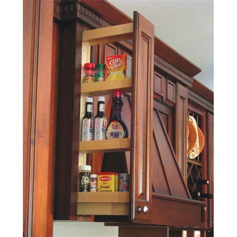 kitchen organizers maple kitchen upper cabinet wall filler pull  organizers  hafele