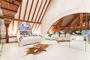 Wohnideen Für Schlafzimmer : schlafzimmer mit dachschr ge gestalten 23 wohnideen ~ Michelbontemps.com Haus und Dekorationen
