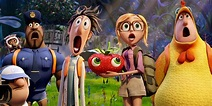 Cloudy with a Chance of Meatballs 2 Movie Review ...