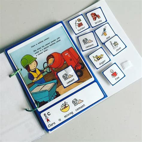 adapted symbol supported book  students  dont read