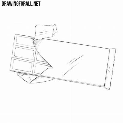 Chocolate Draw Bar Drawings Drawing Drawingforall Jelly