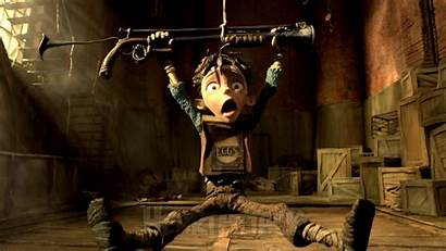 Comedy Cartoon Animation Film Boxtrolls Movie Adventure