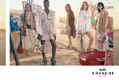 coach heads   carnival  spring  campaign