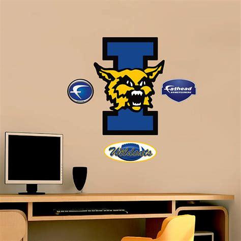 saint ignatius wildcats logo hometeamer wall decal shop