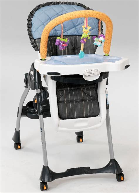 evenflo expands recall of majestic high chairs due to