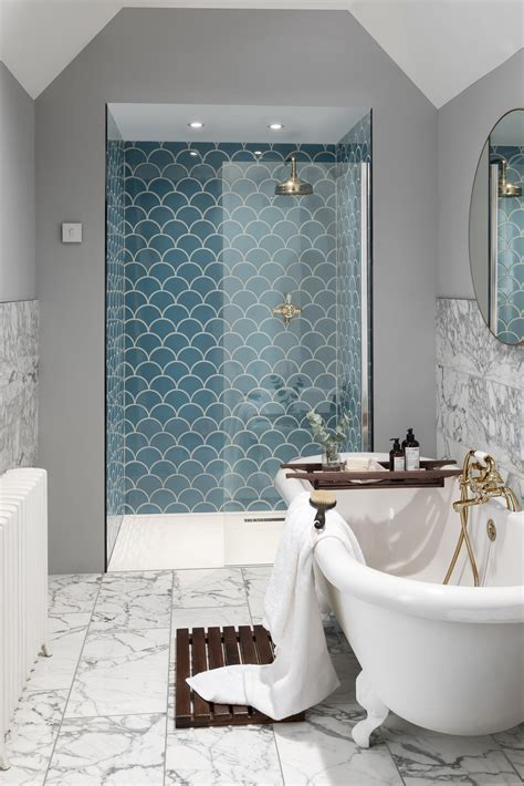 Fish Scale Tiles, Hexagon Tiles And QuatreFoil Tiles: The