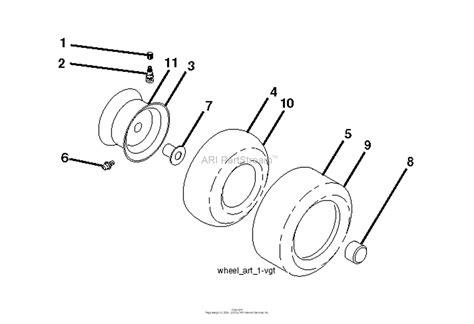 Husqvarna YTH24V48 - 96043018200 (2013-10) Parts Diagram ...