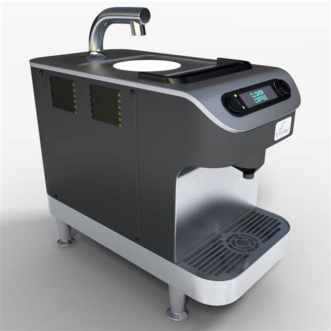 Usd 0.00 up for sale is a clover machine in excellent condition. commercial coffee machine 3d max