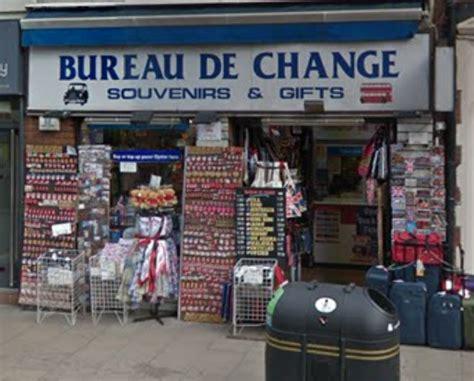 bureau de change londres como cambiar euros a libras comisiones guía 2018