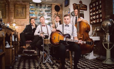 Big Band Swing Jazz by Jazz Bands And Swing Bands For Hire Anywhere In The Uk