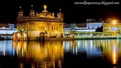 Temple Golden Wallpapers Sahib Harmandir Amritsar Wallpapersafari