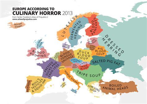 atlas cuisines atlas of prejudice