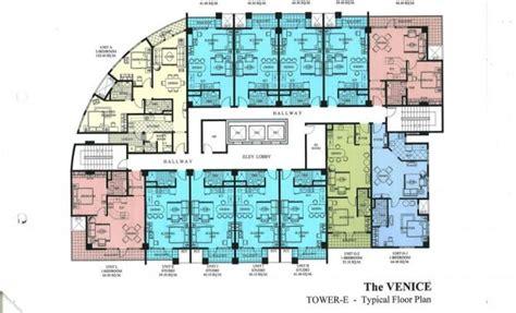 Gerard Towers Floor Plans The Venice Luxury Residences