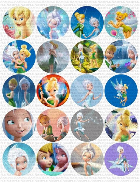 foto de INSTANT DOWNLOAD Tinkerbell and Periwinkle by