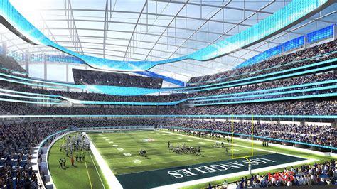 los angeles chargers football stadium digest