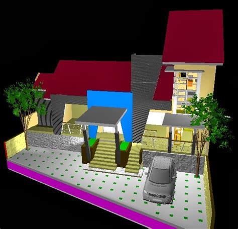 sketsarumahcom rumah minimalis gambar rumah desain