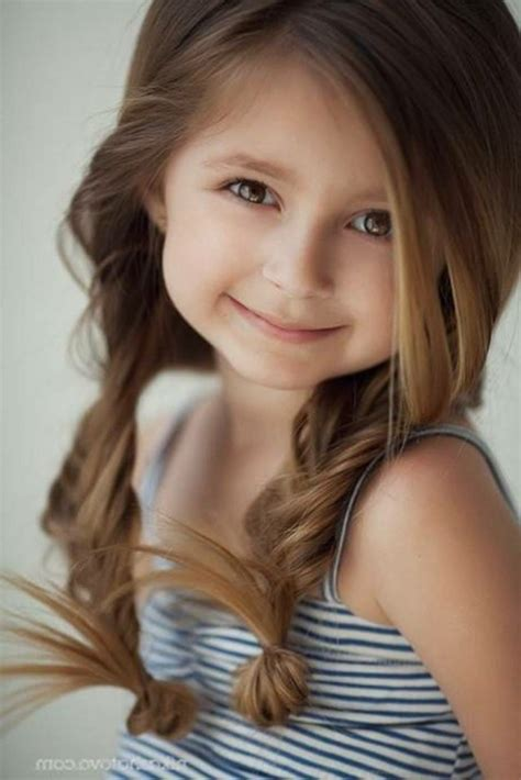 sweet  easy  girls hairstyles   fashions