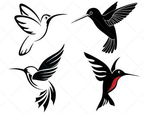 hummingbird  svg cricut silhouette scotties designs