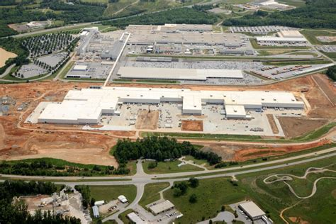 Bmw Expands The Spartanburg Plant