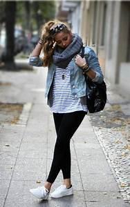 Kurze Gardinenstange Für Schals : 81 coole damen jeansjacke modelle ~ Frokenaadalensverden.com Haus und Dekorationen