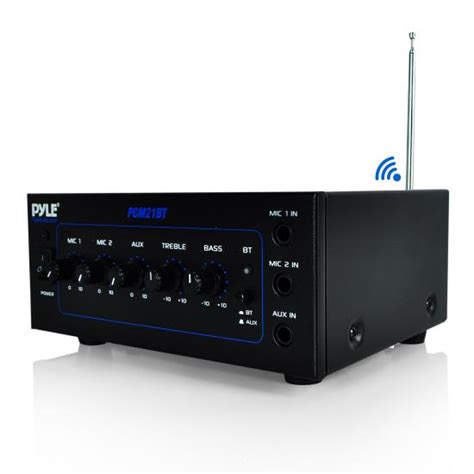 Pylehome Pcmbt Home Office Amplifiers