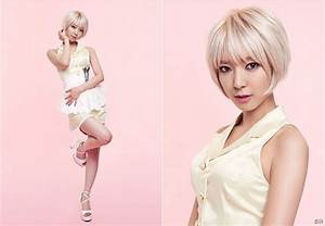 AOA - Short hair picture post - OMONA THEY DIDN'T! Endless ...