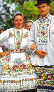 Hungarian Traditional Costume
