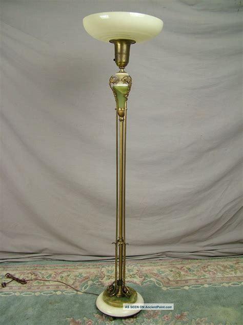 antique bronze torchiere floor l antique torchiere floor l marble onyx