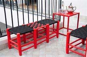 Salon Pour Balcon : table balcon en fer ~ Teatrodelosmanantiales.com Idées de Décoration