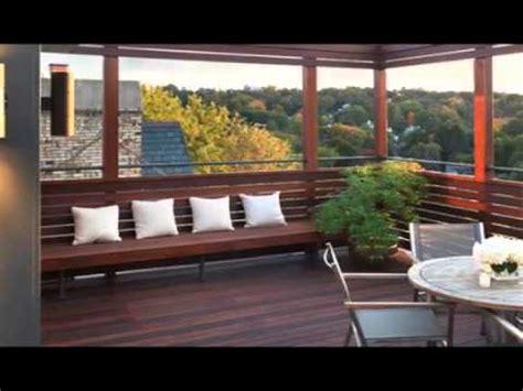 desain teras rooftop  bikin betah bersantai  rumah youtube