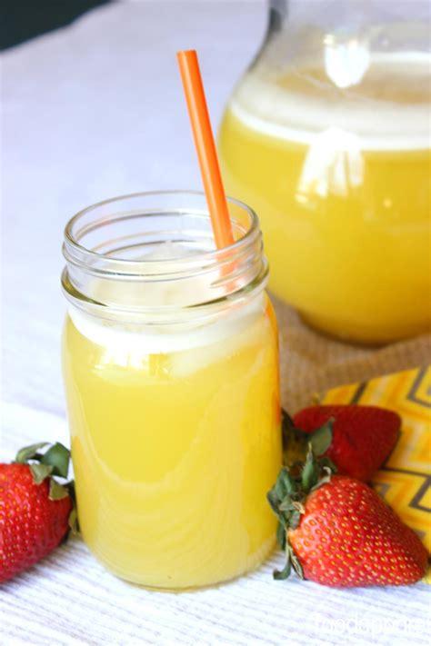 pina agua water pineapple mexican recipe easy food form fresh drink aguas amazing foodapparel frescas fresca