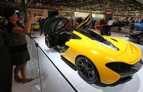 Hottest New Luxury Cars On Display At 2013 Dubai