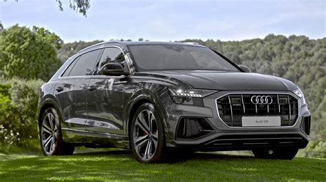 nuova audi q8 in costa smeralda youtube