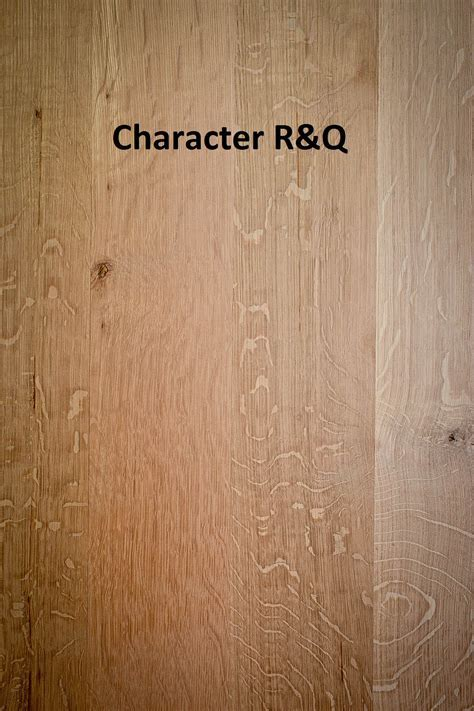 Unfinished Solid White Oak R&Q, Rift Only, Quartered Only