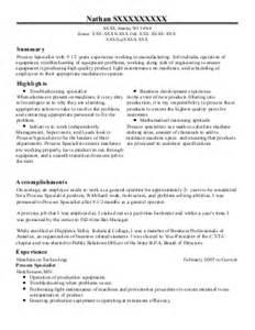 resume exles for skilled laborers exle resume exle resume skilled trade