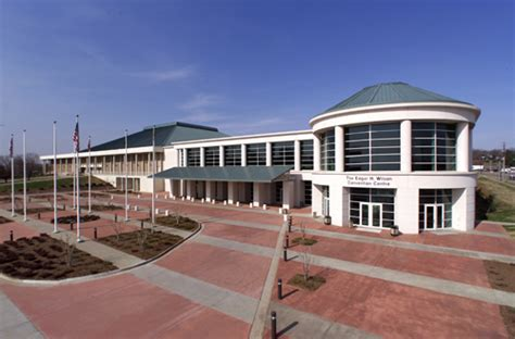 Macon Centreplex | The Macon Centreplex, and newly opened ...