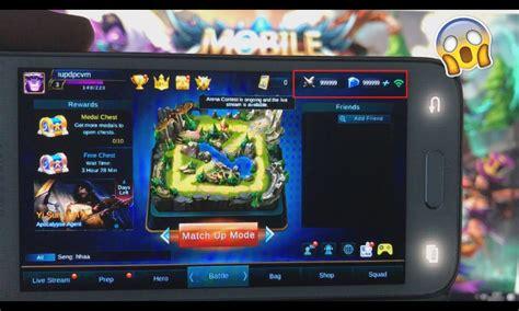 free mobile legends hack tool generator 2018 apk