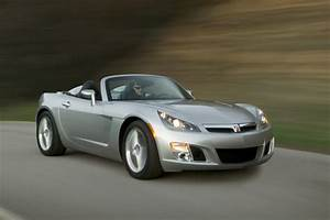 Saturn Sky Red Line To Debut At New York Auto Show
