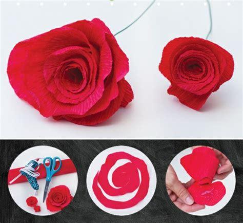 comment cr 233 er une fleur en papier cr 233 pon