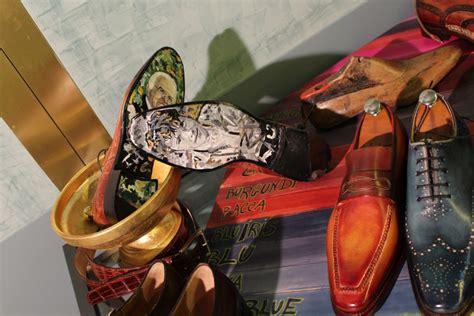 Brand Identity Italian Mens Shoes Arbiter
