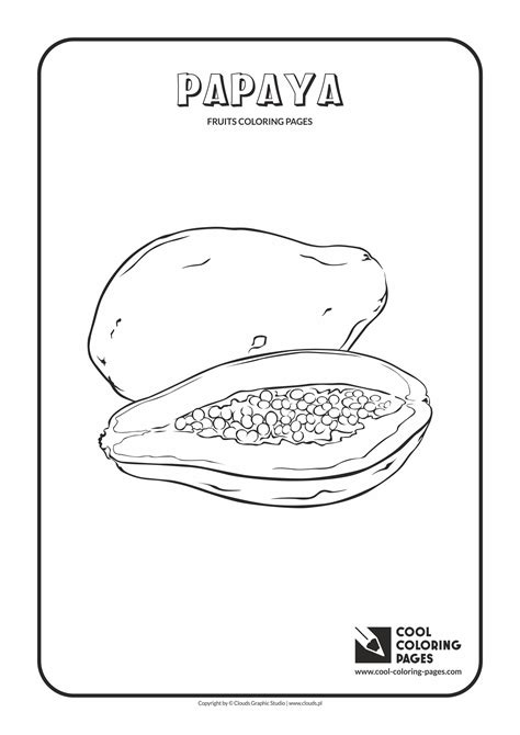 cool coloring pages fruits coloring pages cool coloring pages  educational coloring